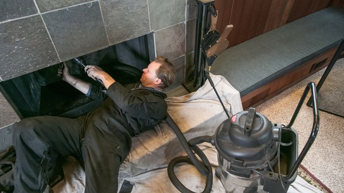 Fast Affordable And Reliable Fireplace Cleaning Services